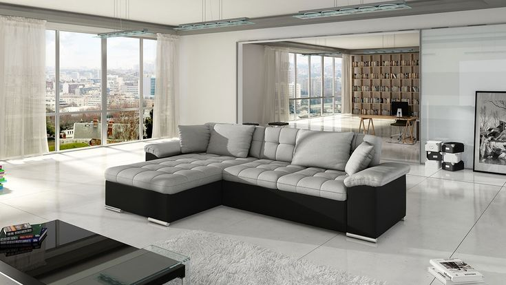 Sarok kanapé MT7