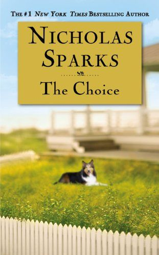 Bestseller books online The Choice Nicholas Sparks  http://www.ebooknetworking.net/books_detail-0446618314.html