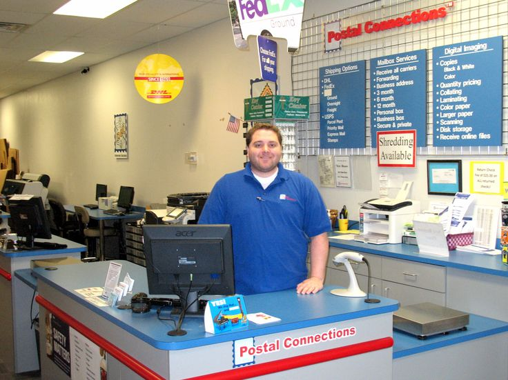 A convenient service for customers needing to update their passports or personal IDs.  All our Postal Connections locations have certified notary publics on staff, offering ease and convenience for important, yet often hard-to-find service.