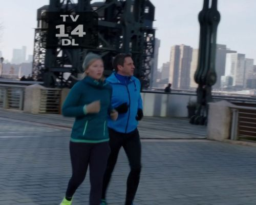 """ADA Rafael Barba ahh! I loved this scene! He was like, """"Rollins!! Don't make me hurt myself!"""" As he jogged after her hehehe X)"""