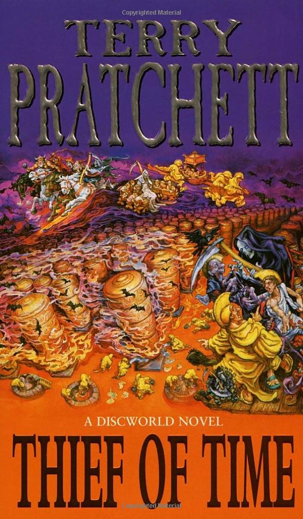 The 26th #Discworld novel by Terry #Pratchett
