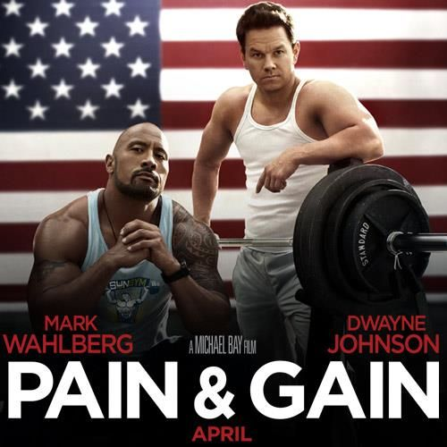 Pain & Gain: How Mark Wahlberg and Dwayne Johnson Bulked Up