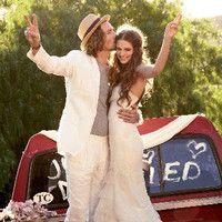 Организовать свадьбу стоит хотя бы затем, чтобы…