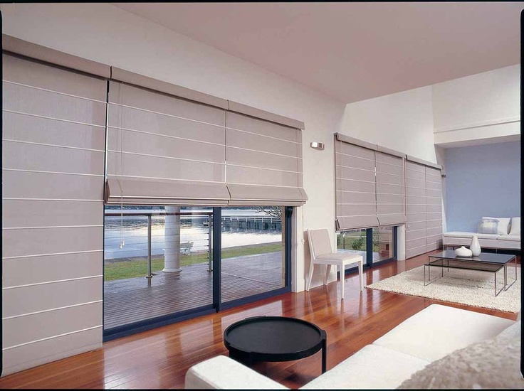 Luxaflex Roman Shades are available with a number of different roman blinds accessories to suit your home and decor. Choose from a range of tassels and colour coordinated cord cleats to add the perfect finishing touch to your blinds.