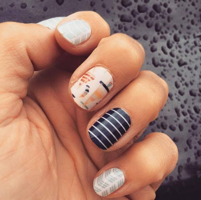 Easy Nail Art Designs At Home For Beginners Without Tools Easy Nail Art Designs
