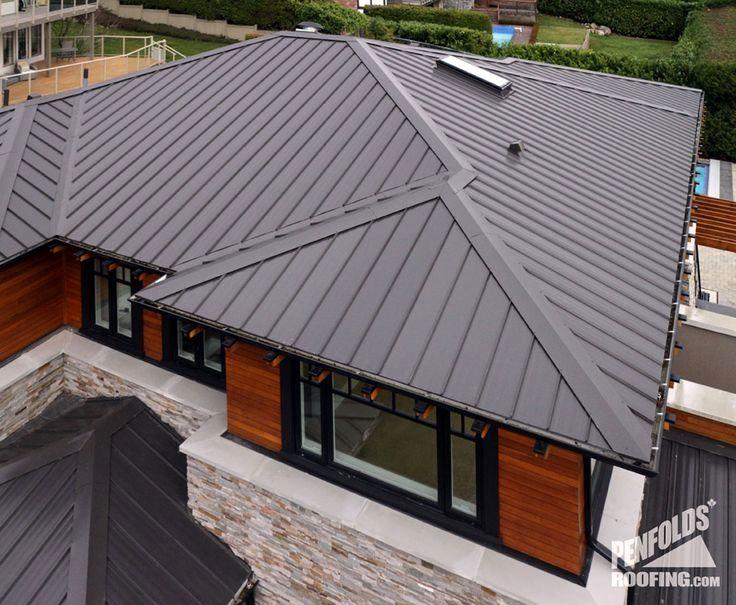 Best Charcoal Gray Metal Roof Ziplok Charcoal Close 400 x 300