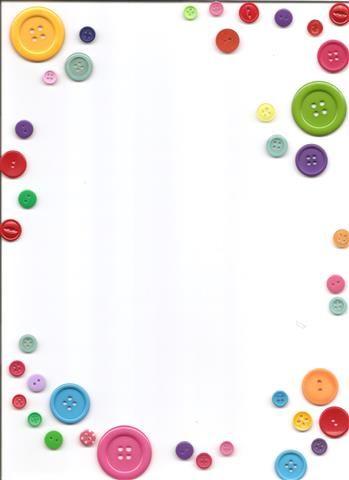 Des boutons de toutes les couleurs !