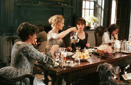 Jane Austen Inspired Party