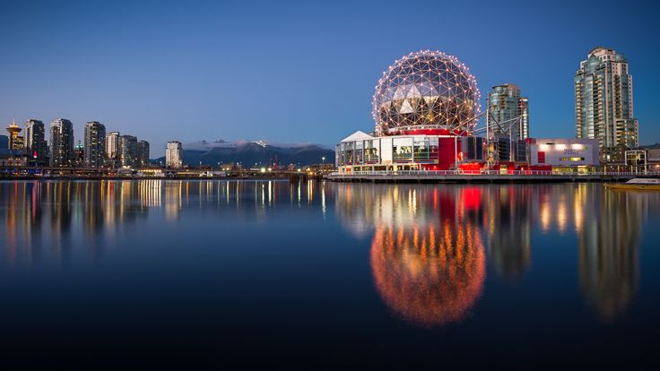 False Creek Blue Hour by Ray Green / 500px
