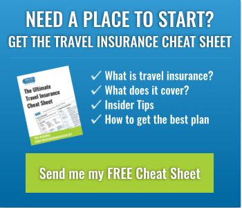 CANCEL FOR ANY REASON trip insurance >>> This coverage provides up to 100% of your total trip costs if you have to cancel your trip for any reason not listed in the standard coverage.