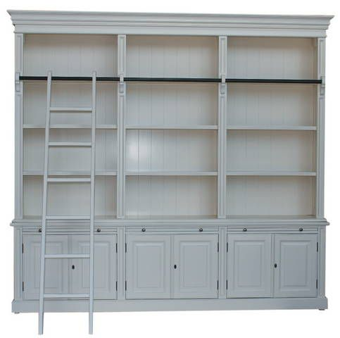 Awesome  Bookcase Around French Door Marvelous Diy Built In Bookcase Designs