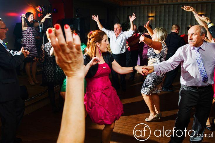 just dance ! at Stara Garbarnia, #Wroclaw wesele we Wrocławiu