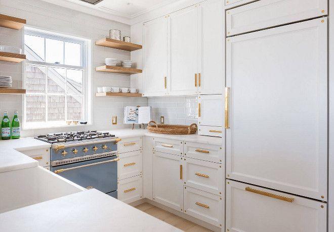 Coastal Kitchen Coastalkitchen Classy Kitchen Antique White Kitchen Coastal Interiors Design