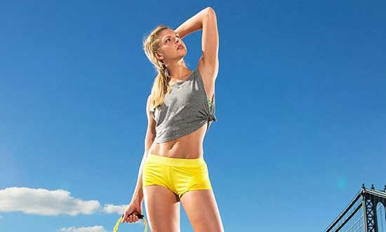 Lists and lists of workout routines from fitness mag!