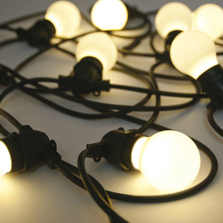 34 besten lichterketten f r drinnen und drau en bilder auf. Black Bedroom Furniture Sets. Home Design Ideas