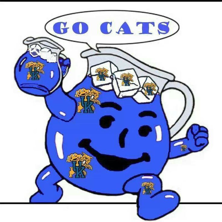 Go Big Blue! #Kentucky #Wildcats  ~ Check this out too ~ RollTideWarEagle.com sports stories that inform and entertain and Train Deck to learn the rules of the game you love. #Collegefootball Let us know what you think.