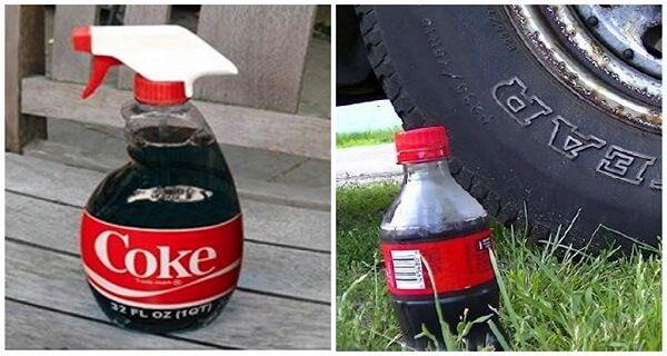 Využití Coca-coly