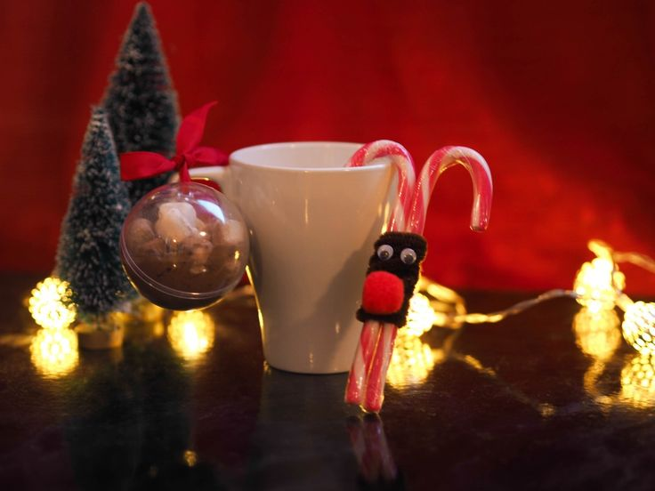 DIY Christmas Gifts Part 3 - Hot chocolate gift set