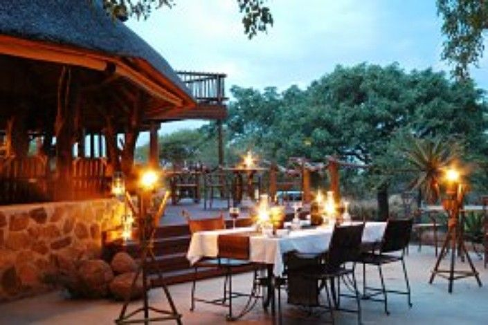 Itaga Game Lodge - Ideal for relaxing Spa days and game drives