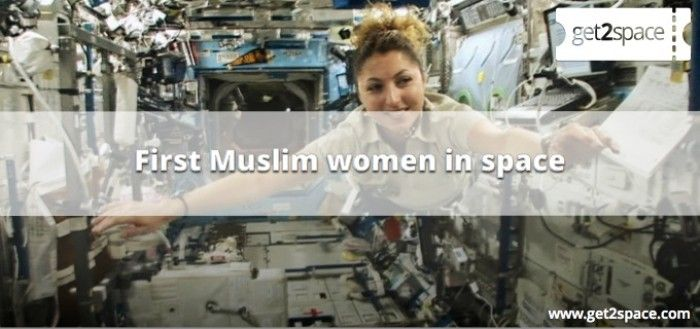 first Muslim women in #space is Iranian-American Anousheh Ansari