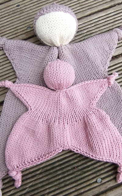 Would be perfect for the children in hospital  Ravelry: Teething Dolly pattern by Mishi Designs