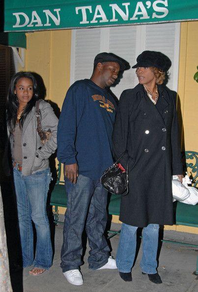 Bobbi Christina Brown Photos Photos - Whitney Houston, Bobby Brown, and their…