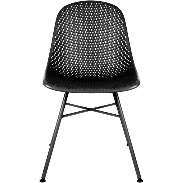 Chaise Design Noire Mesh En 2020 Chaise Design Chaise Design