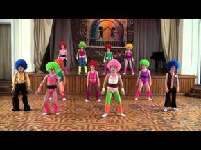 """Танец """"Диско"""" - YouTube"""