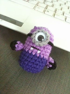 Firefly Crochet by Chieu: Crochet Amigurumi minions ◕‿◕
