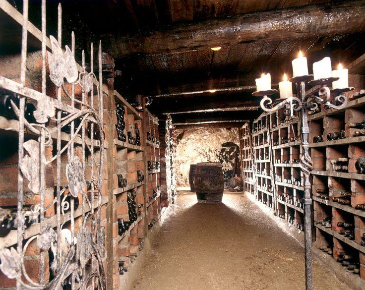 Johanneshof Cellars, Marlborough, NZ Underground & Private Cellar. Pic from their website.