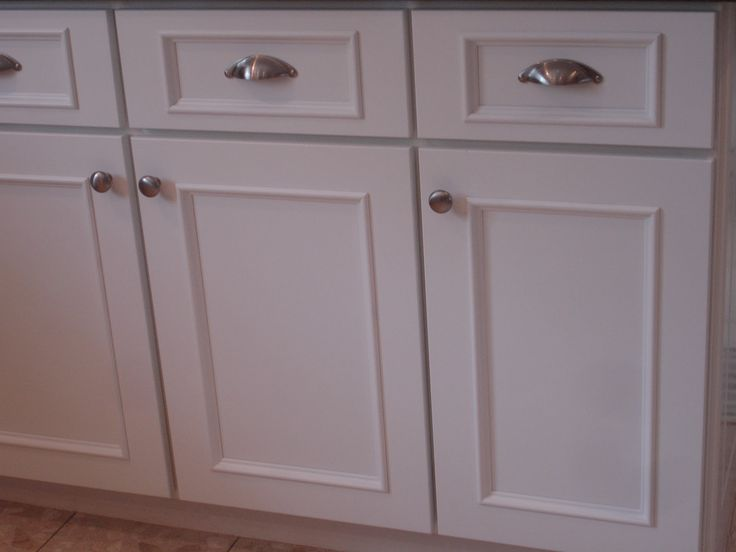Add Moulding To Cabinet Front Forever Decorating Evolution Of The Kitchen