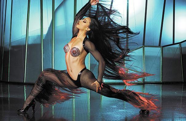 Já ouviu falar no #zumanity? Quando em #Vegas não perca esse espetáculo do Cirque du Soleil.