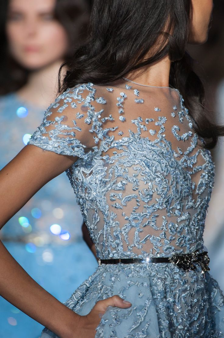 Zuhair Murad at Couture Spring 2015 (Details)