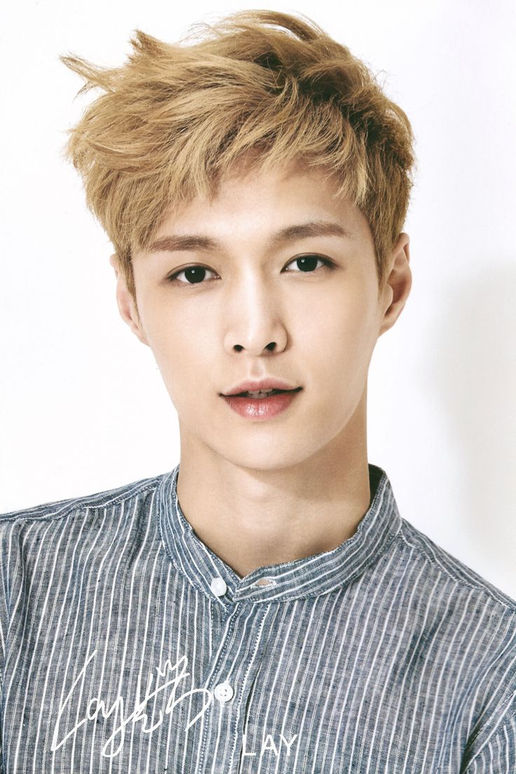 Lay Exo Spao Bromide 2015 I Think He Is My Crush For