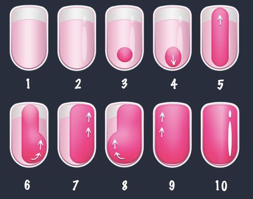 Cómo pintar bien las uñas sin mancharse  Si te gusta hacerte la manicura asíduamente quizás te interesen estos trucos y pasos para pintar las uñas correctamente y conseguir un acabado profesional.