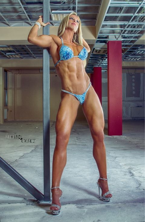 29 best Marina Lopez images on Pinterest | Muscle girls