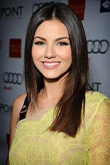 19 February, 1993 ~ Victoria Justice, American actress and singer.