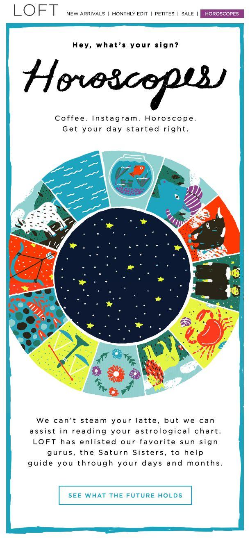 LOFT | Horoscopes