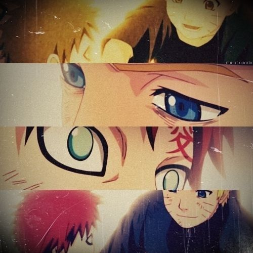 You Are Not Alone Gaara. Naruto Had Lonely Days Before, No
