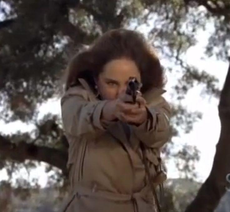 Claudia Blaisdel (Pamela Bellwood), Dynasty