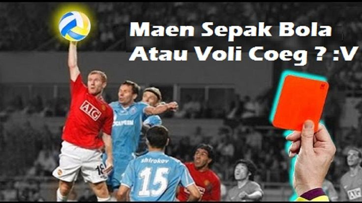 10 Kejadian Lucu Sepak Bola Yang Berujung Kartu Merah HD