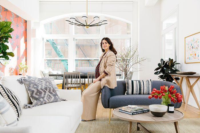 Step Inside A Fashion Editor S Impossibly Cool Manhattan Apartment Nyc Loft Manhattan Apartment Loft Living