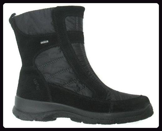 Legero 00923-00, Damen Stiefel Winter, Gore-Tex, schwarz, (5) - Stiefel für frauen (*Partner-Link)