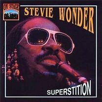 """#25. """"Superstition""""  ***  Stevie Wonder  (1973)"""