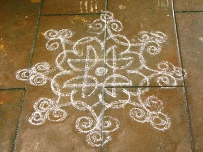 Kolam, several designs here, beautiful
