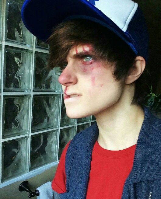 A Dipper Pines Cosplay I like                                                                                                                                                                                 More