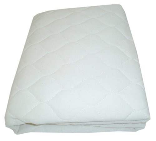 Ikea Toddler Bed Waterproof Mattress Pad ~ Baby Company Waterproof Fitted Quilted Porta Crib Mattress Pad Cover