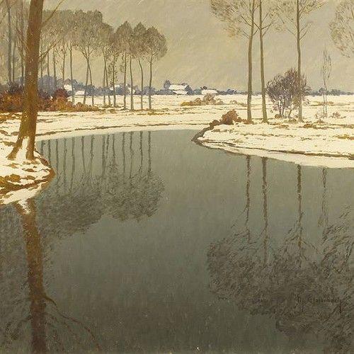 Max Clarenbach (German, 1880-1952).