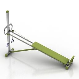 Download 3D Bench