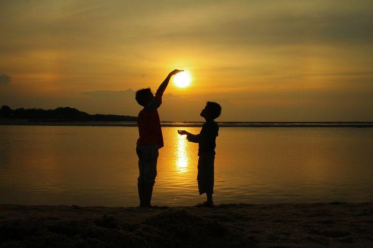 Serambi Deli Beach-Pantai Labu-North Sumatera-Indonesia